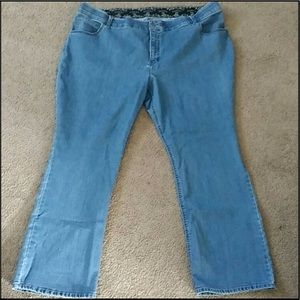 Riders by Lee boot cut jeans